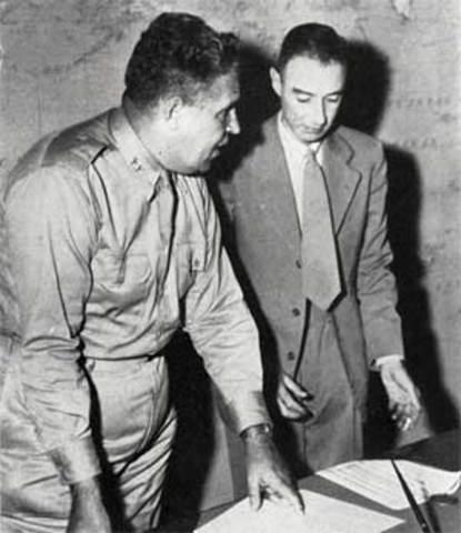 robert oppenhimer Narración novelada en primera persona del fascinante y complejo físico teórico que lideró el proyecto manhattan del que salieron las dos bombas atómicas que se.