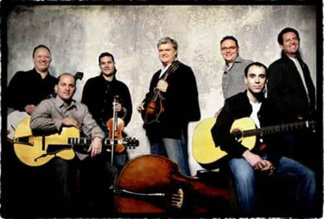 Ricky Skaggs and Kentucky Thunder Formed
