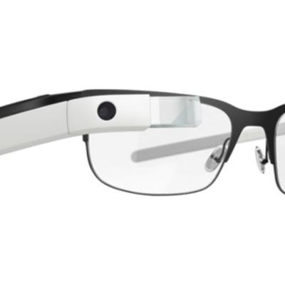 Histoire des Google Glass timeline