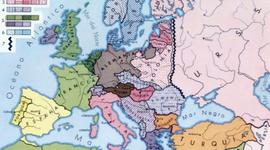 Período de Entreguerras. Las dificultades tras una guerra (1919 - 1923) timeline
