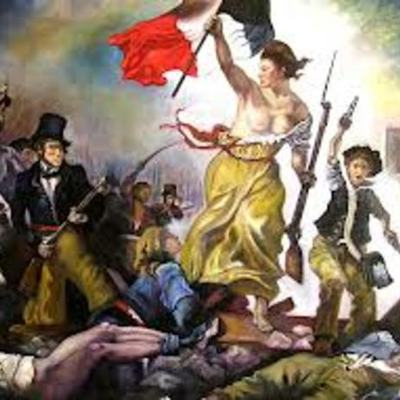 Fris Cronològic de la Revolució Francesa timeline
