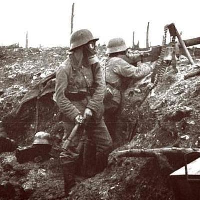 De politiek van de eerste wereldoorlog timeline