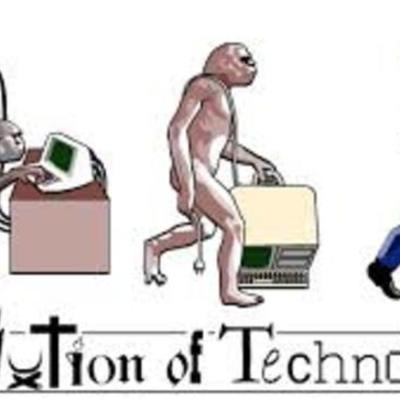 The Evolution of Technology in Education timeline