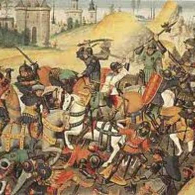 Las 4 primeras Cruzadas timeline