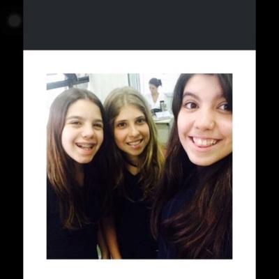 Linha do tempo Camila, Rafaela e Maria Eduarda. timeline