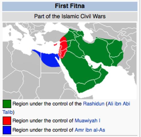 First Civil War