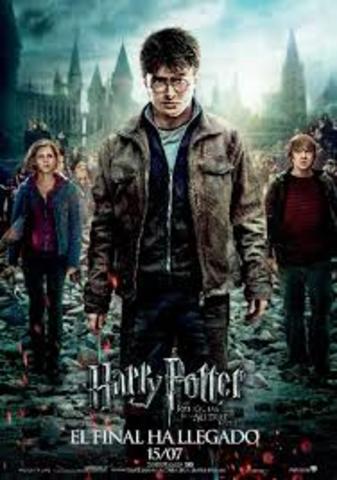 Película Harry Potter y las reliquias de la muerte (Parte 2)