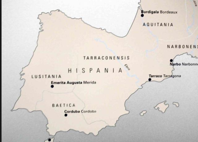 Conquest of Hispania