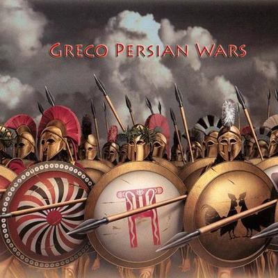 Греко-персидские войны timeline