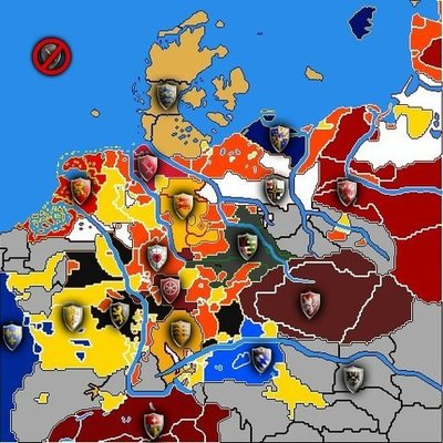 Тридцатилетняя война (1618-1648) timeline