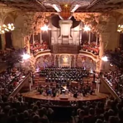 Georg Friedrich Händel timeline