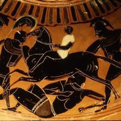 Пелопоннесская война timeline