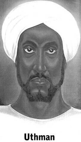 Caliph Uthman