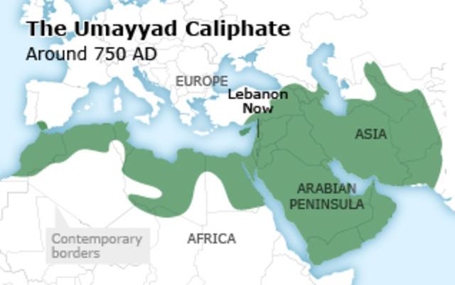 Caliphate of Umayyad Dynasty