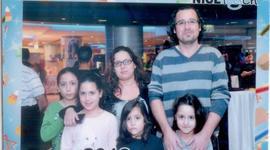 אני ומשפחתי timeline