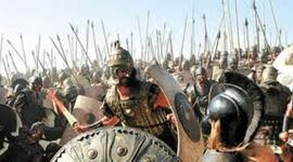 Trojan war by Reeve Koesterer timeline