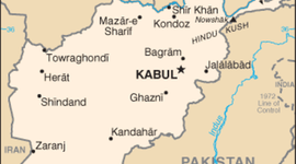 History of Afghanistan timeline