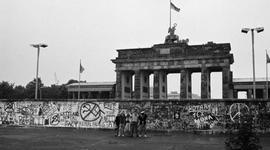 Die Berliner Mauer timeline