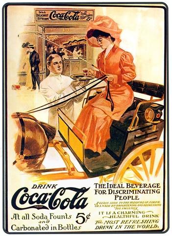 Плакат 1889 года