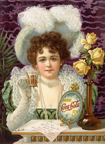 Плакат 1900 года