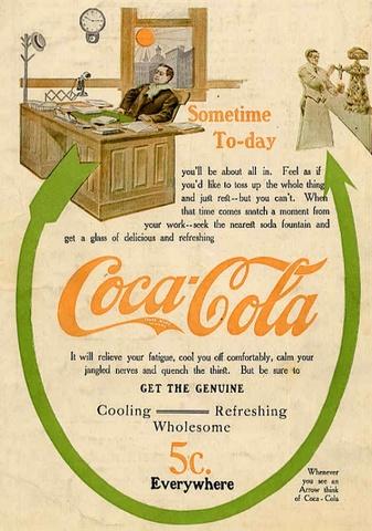 Плакат 1909 года