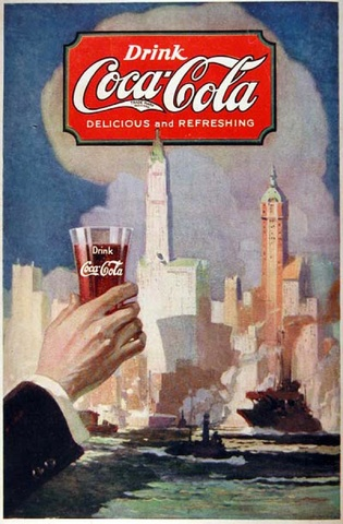 Плакат 1920 года