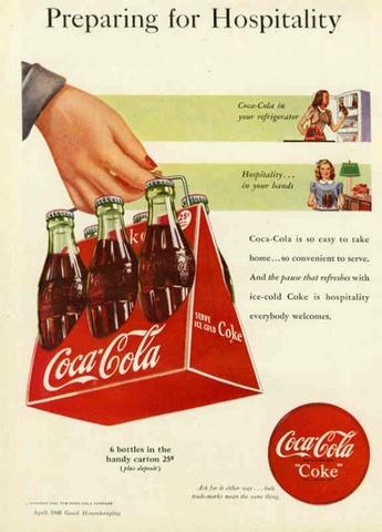 Плакат 1948 год