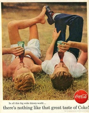 Плакат 1956 год