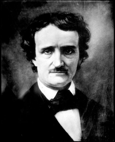 Jan 19, 1809 Edgar Allan Poe is Born.