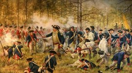 The Revolutionary War [ Annalise Salvador ] A2 timeline
