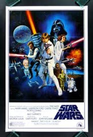 Star Wars is released.