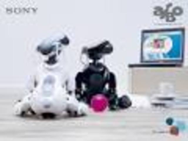 SONY releases the AIBO ERS-7