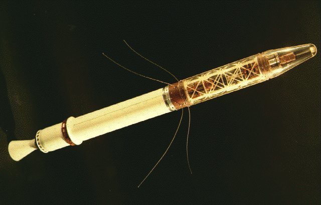 The First Satellite Launched in the United States