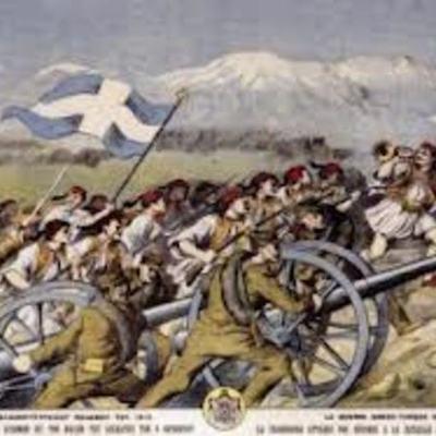 Βαλκανικοί πόλεμοι (1912-13) timeline