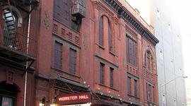 The History of Webster Hall timeline