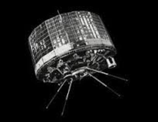 April 1, 1960 First Weather Satellite