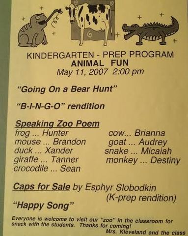 My K-Prep Program