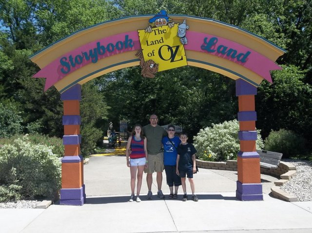 Story Book Land