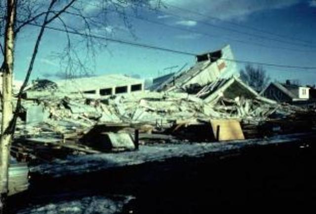 Alaskan Tsunami