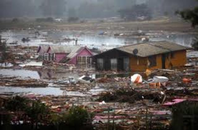 Chile Tsunami