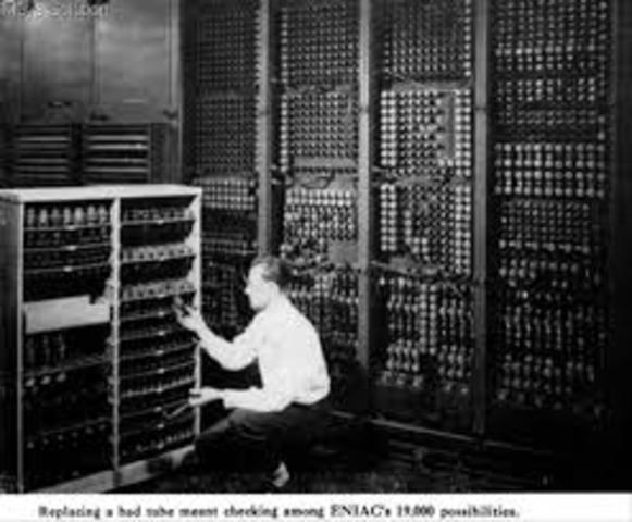 First Transistor computer