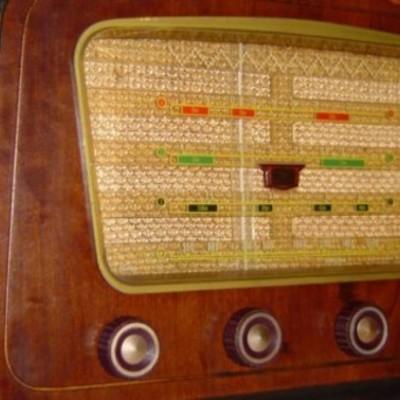 Radio Historie timeline