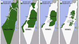 Israel-Palæstina konflikten timeline