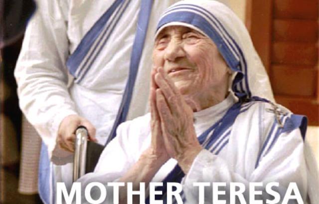 Mother Teresa Wins Nobel Peace Prize