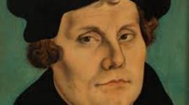 Meilensteine der Reformation timeline
