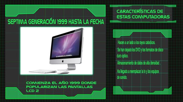Generación 7 de computadoras