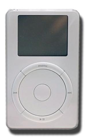 Creación del Ipod Classic