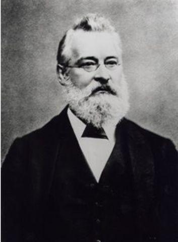 John Newlands 1837 - 1898