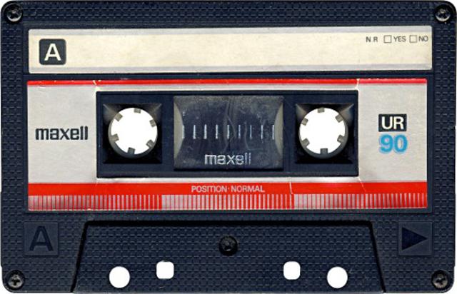 Invention de la cassette audio (anzmy CHEBANI)