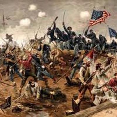Significant Events of the Civil War timeline